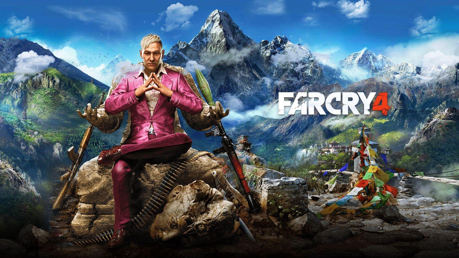 Far Cry 4 Télécharger Gratuit – Version Complète jeux PC