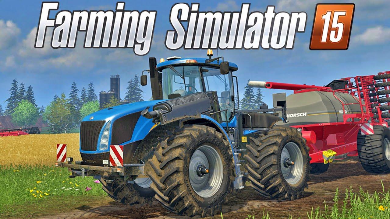 Farming Simulator 2015 Télécharger Version Complète