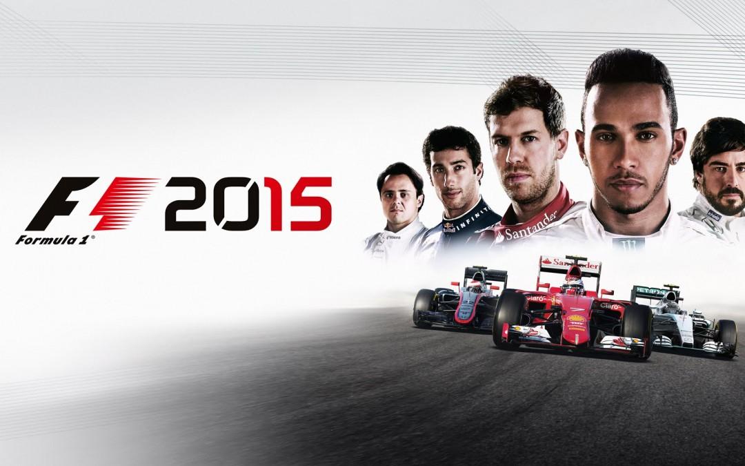 F1 2015 Télécharger Gratuit – Version Complète