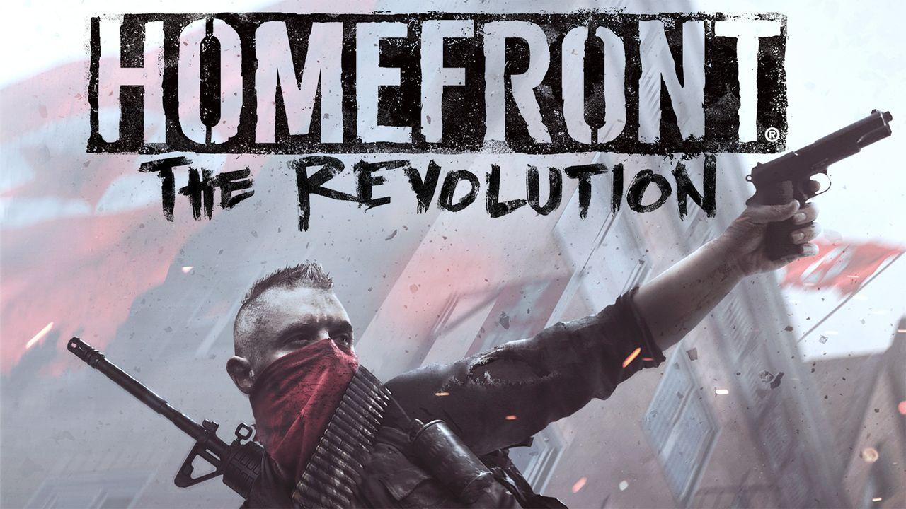 Homefront The Revolution Telecharger Gratuit pour PC
