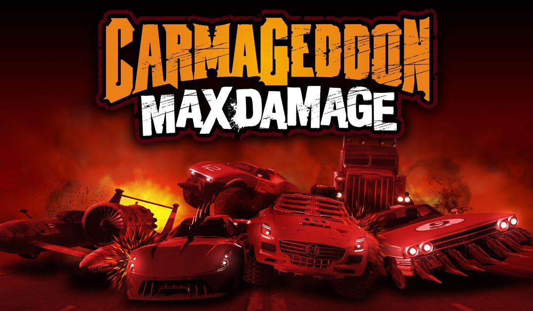 Carmageddon Max Damage Telecharger Gratuit et Torrent