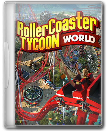 rollercoaster tycoon world telecharger gratuit