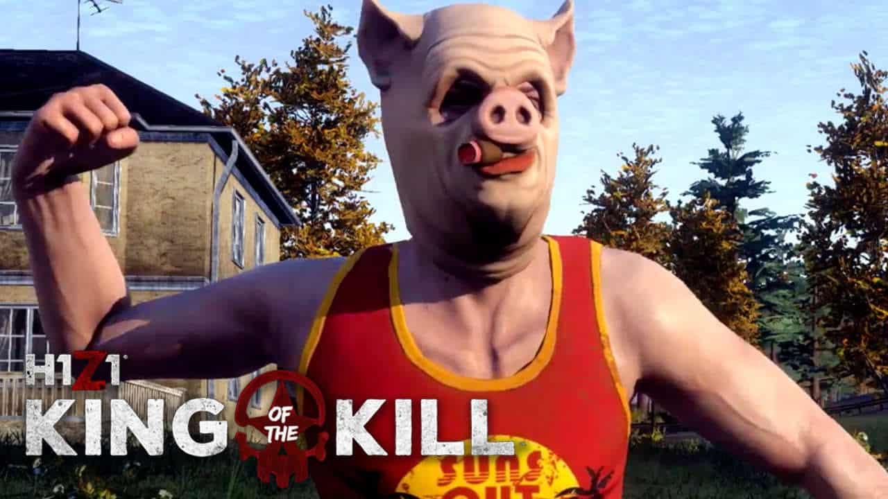 H1Z1 King of the Kill telecharger gratuit de PC et Torrent