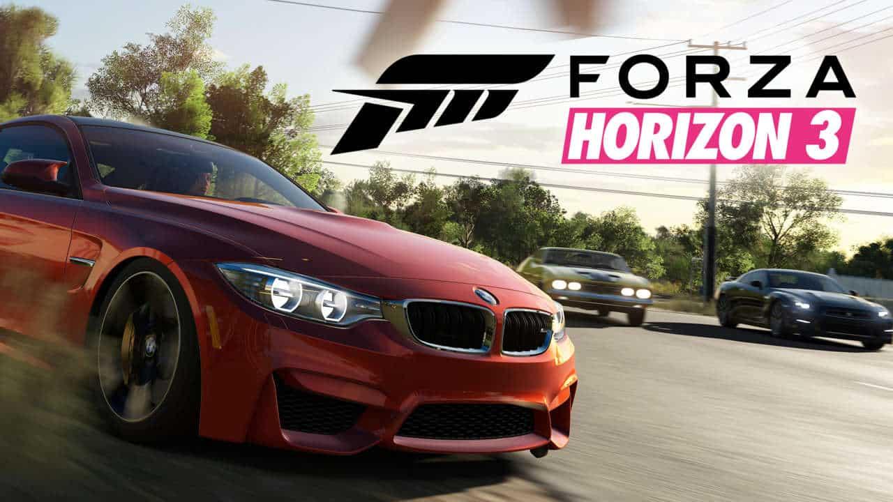 Forza Horizon 3 telecharger gratuit de PC et Torrent