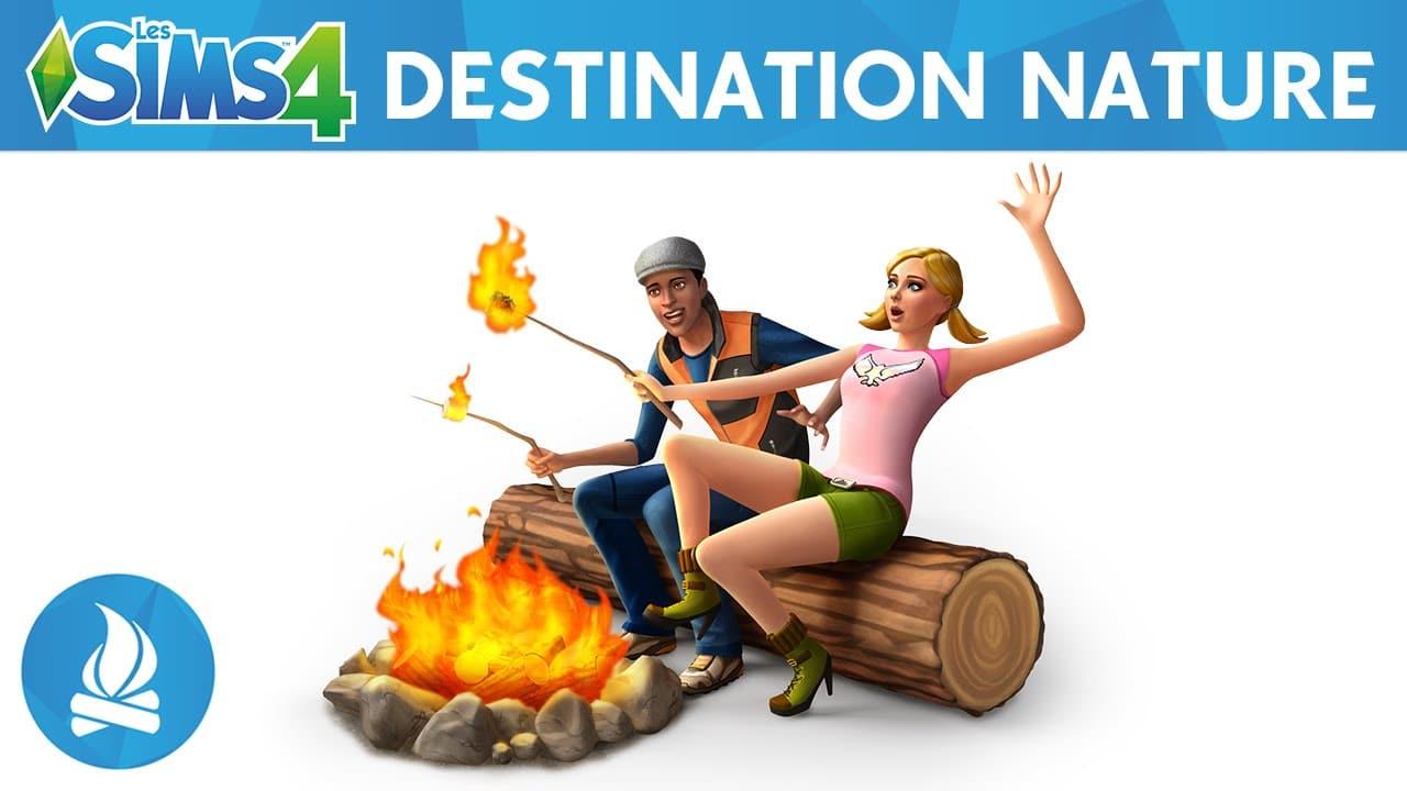 Les Sims 4 Destination Nature telecharger gratuit et Torrent