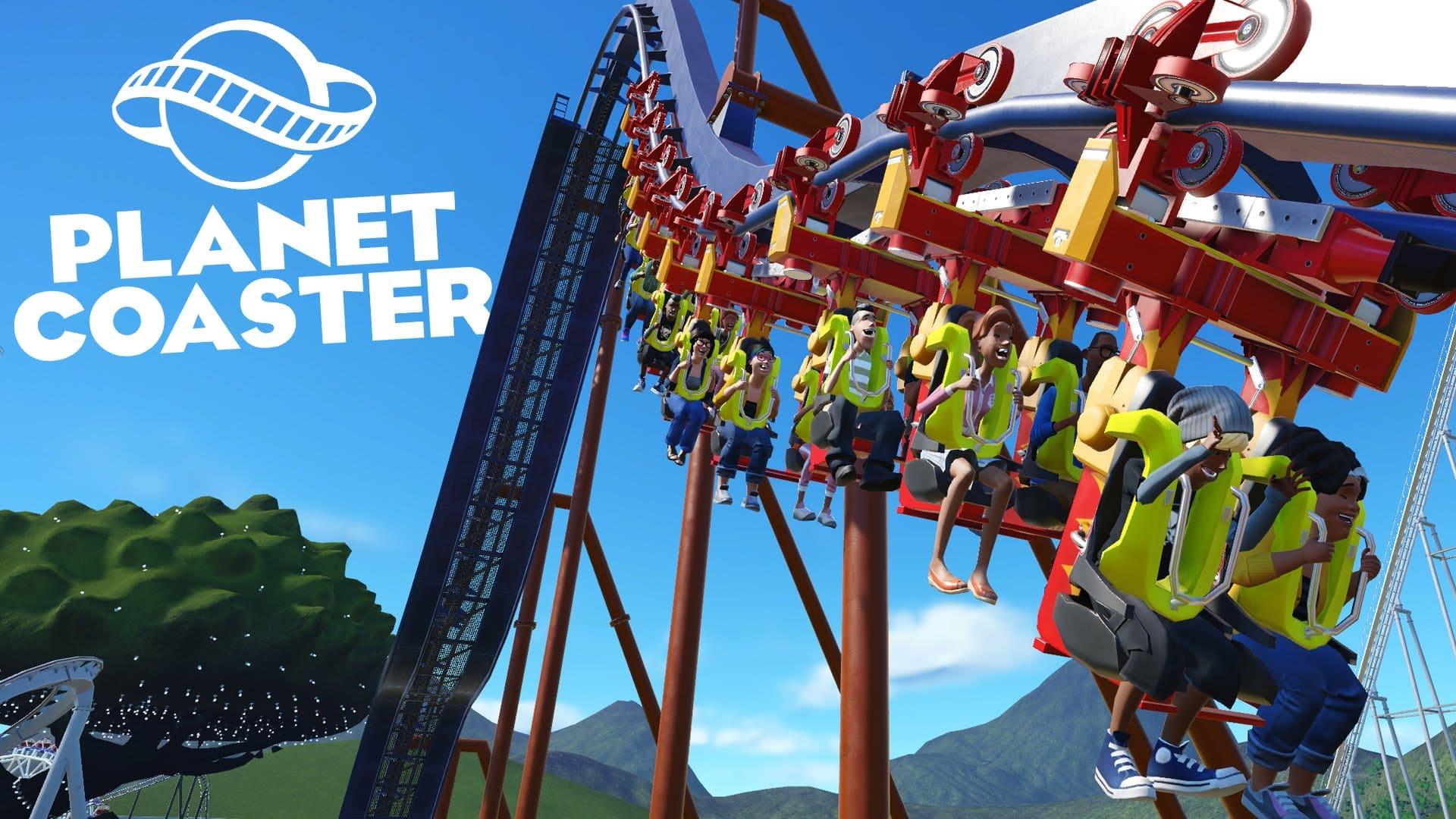 Planet Coaster telecharger gratuit de PC et Torrent