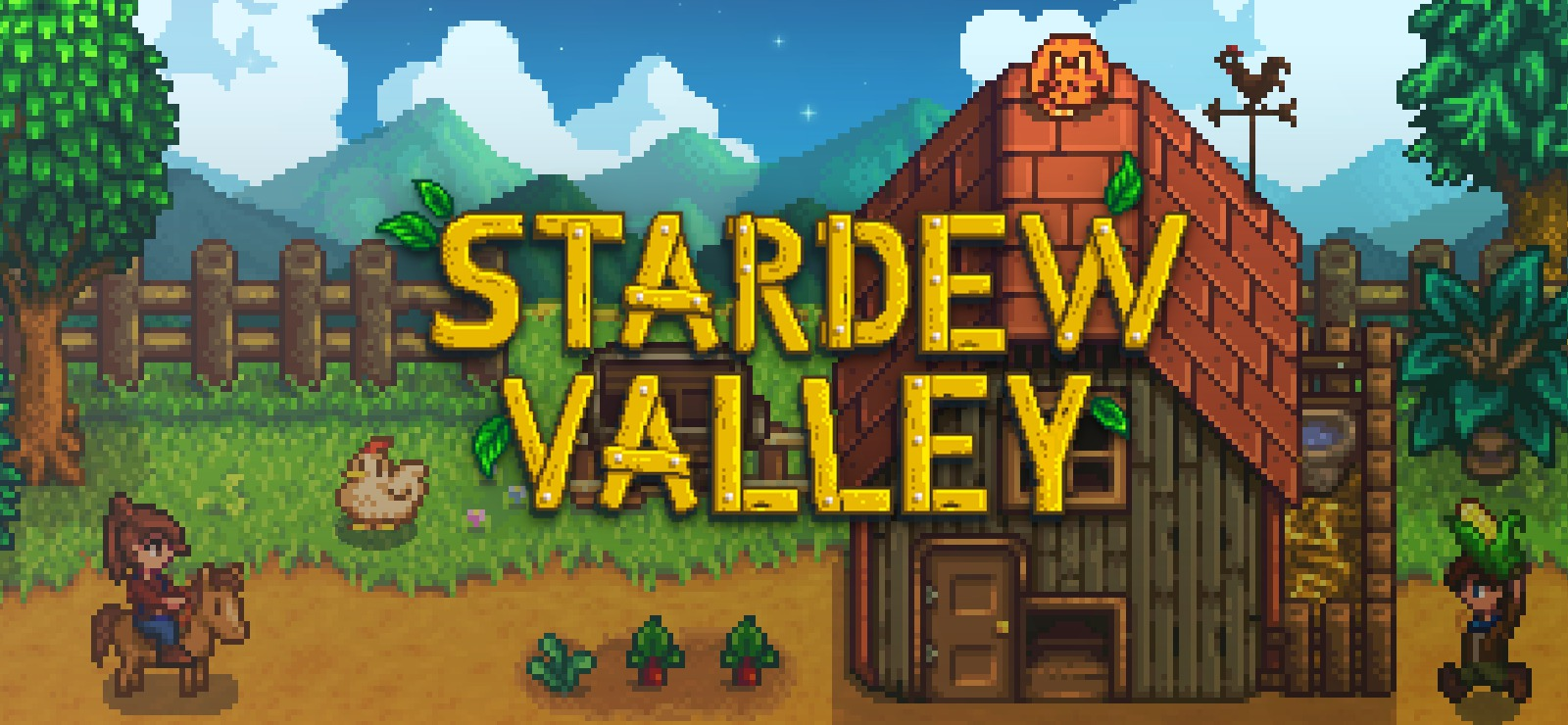 Stardew Valley telecharger gratuit de PC et Torrent
