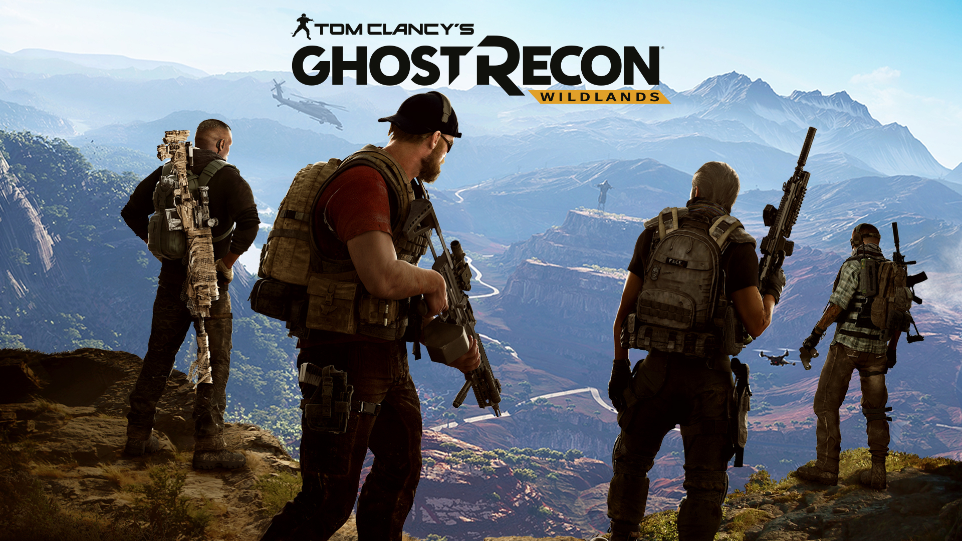 Tom Clancy's Ghost Recon: Wildlands telecharger gratuit de PC et Torrent