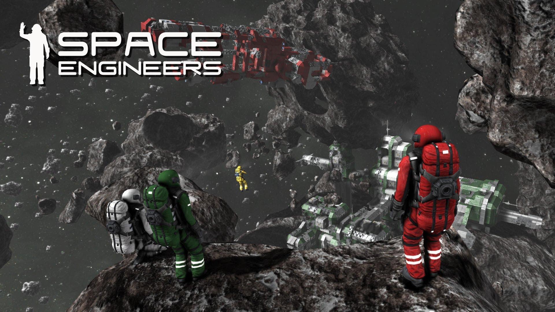 Space Engineers telecharger gratuit de PC et Torrent