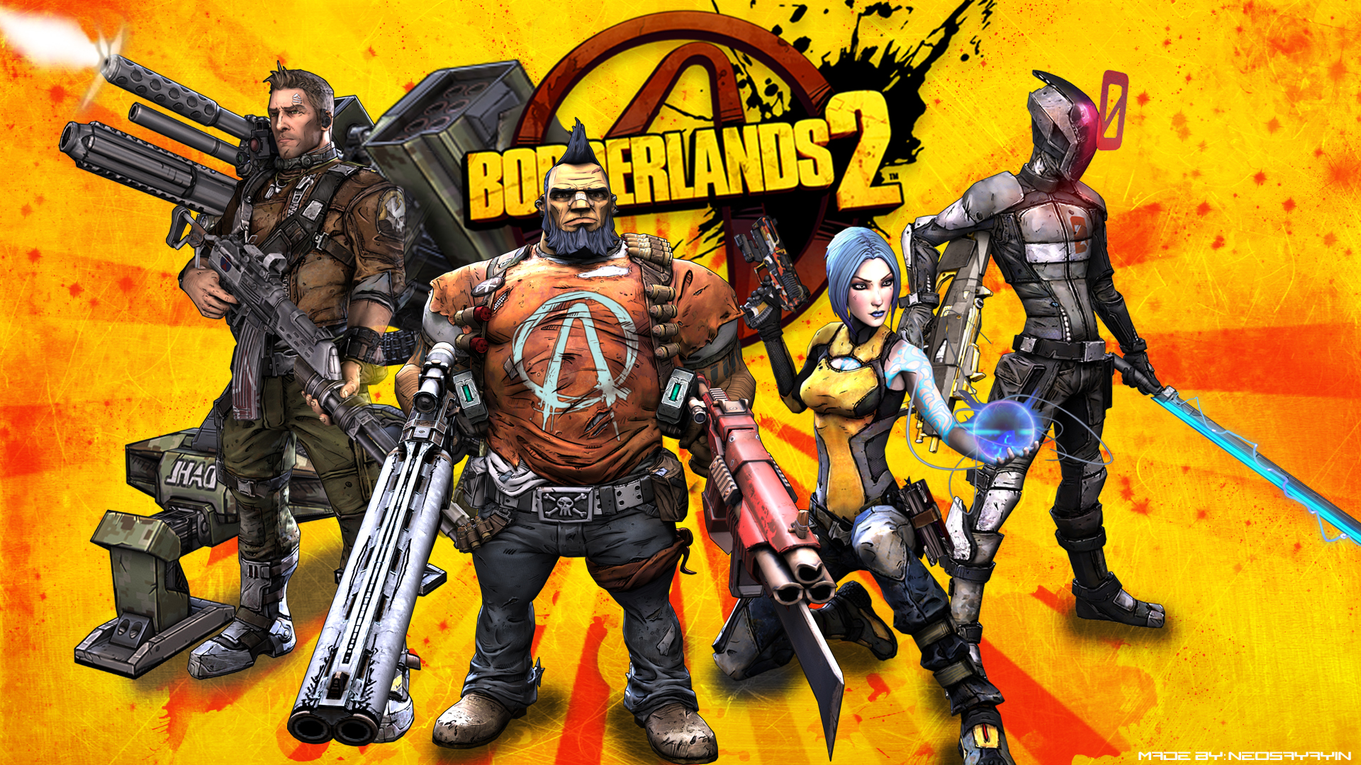 Borderlands 2 telecharger gratuit de PC et Torrent