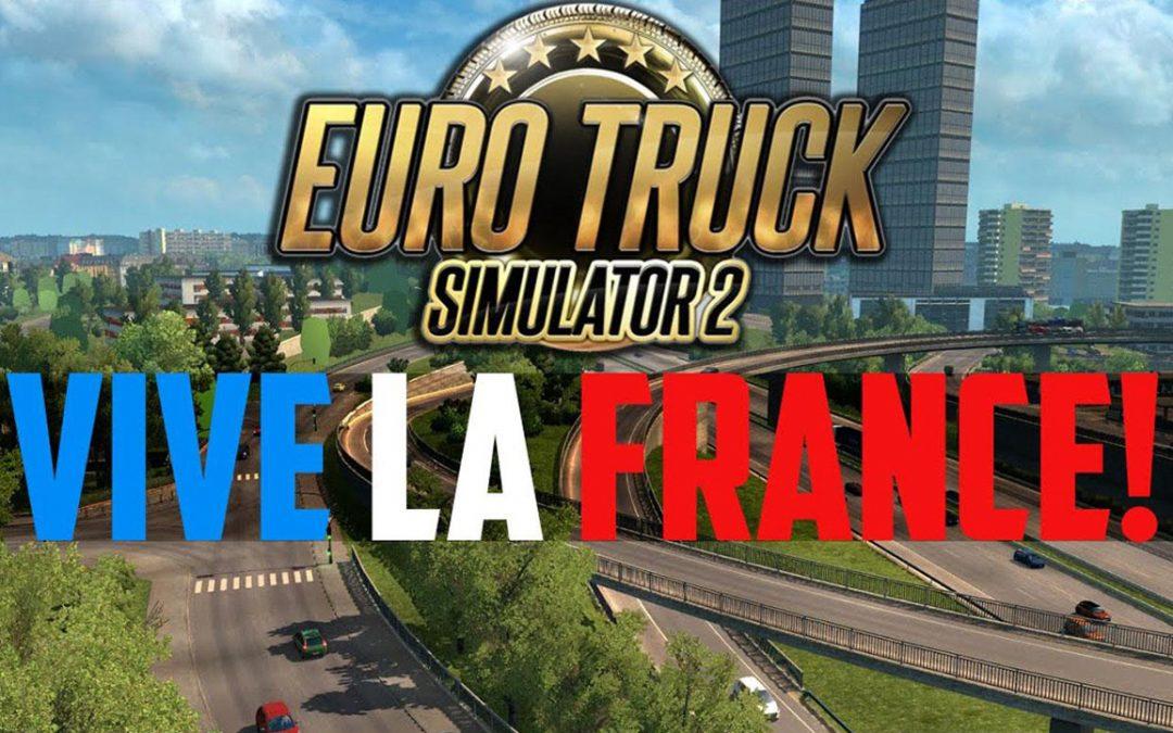 Euro Truck Simulator 2   Ou drifter en camion   fr - YouTube