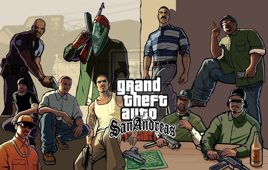 GTA: San Andreas telecharger gratuit de PC et Torrent