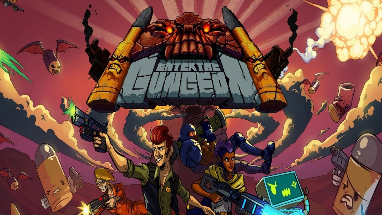 Enter the Gungeon telecharger gratuit de PC et Torrent