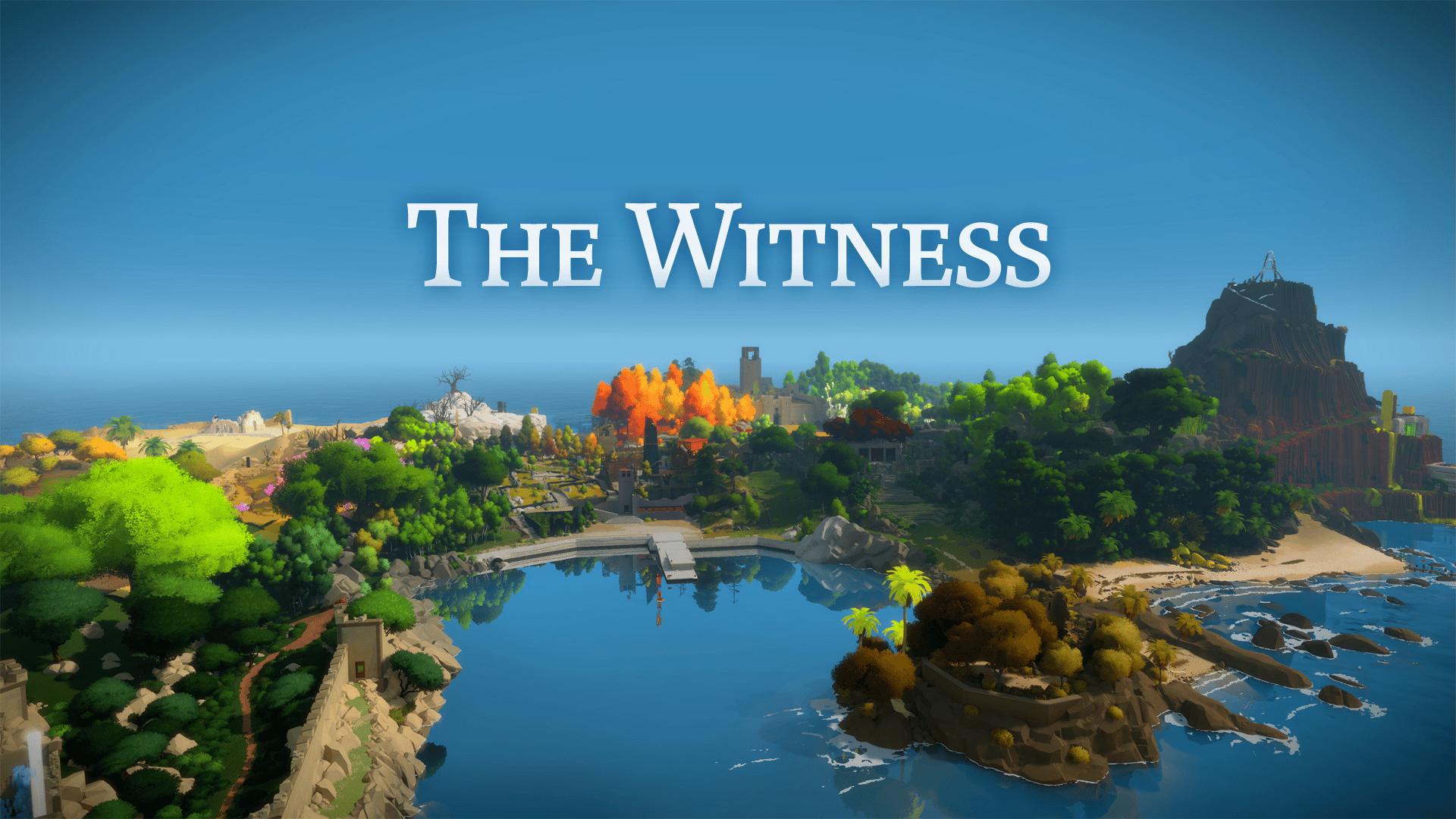 The Witness telecharger gratuit de PC et Torrent