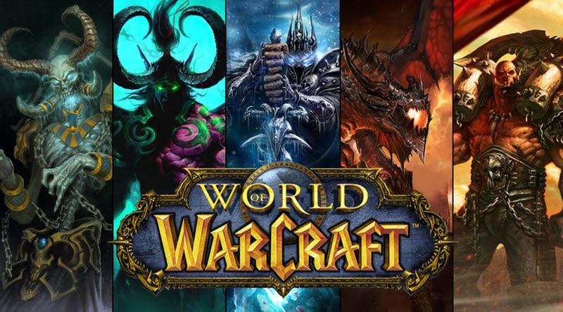 World of Warcraft telecharger gratuit de PC et Torrent