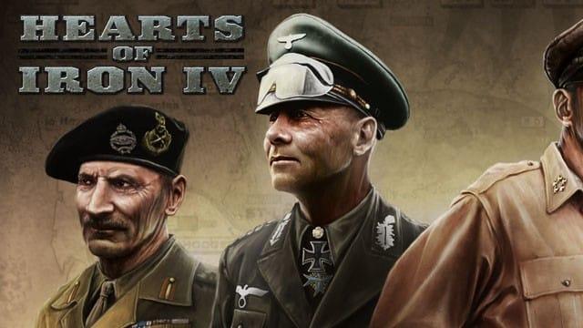 Hearts of Iron IV telecharger gratuit de PC et Torrent