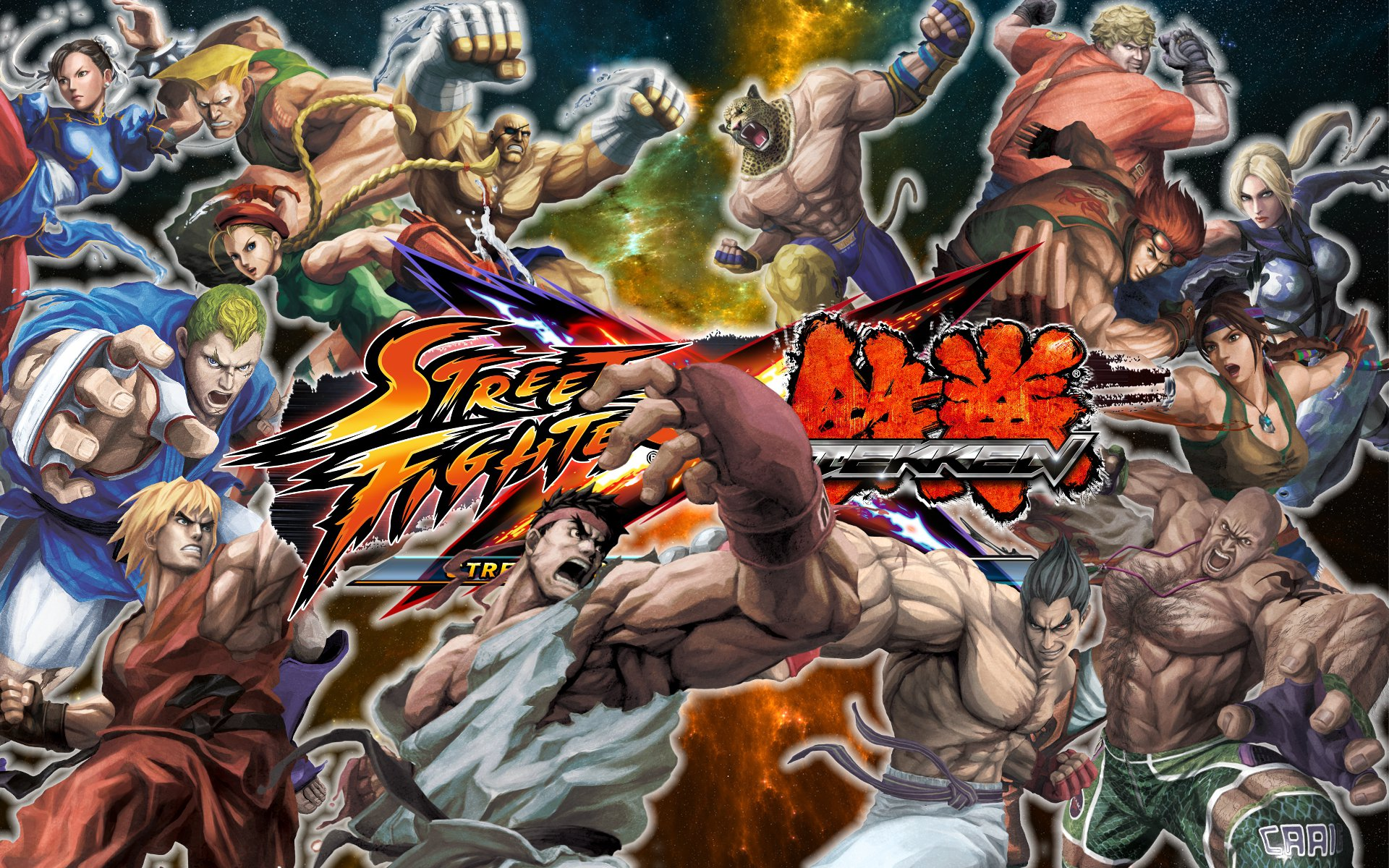 Street Fighter X Tekken telecharger gratuit de PC et Torrent