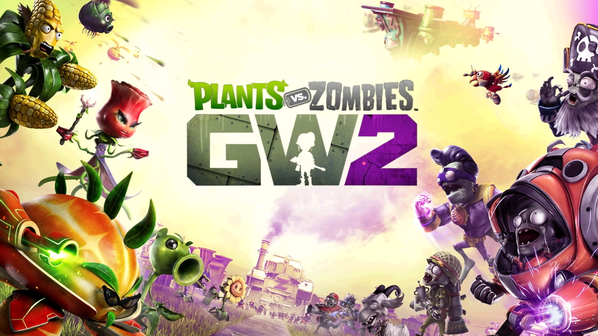 Plants vs. Zombies: Garden Warfare 2 telecharger gratuit de PC et Torrent