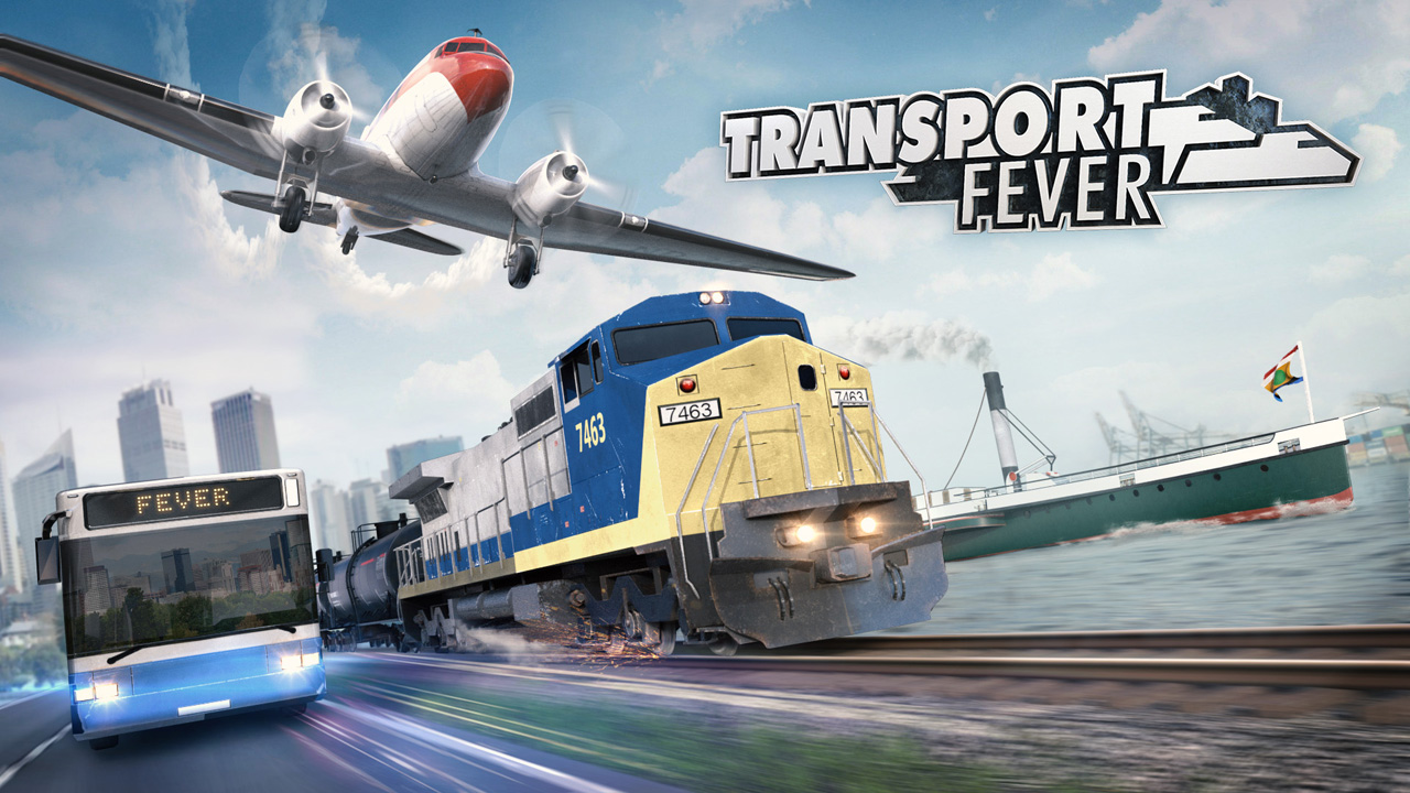 Transport Fever telecharger gratuit de PC et Torrent