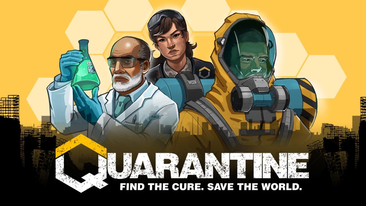 Quarantine telecharger gratuit de PC et Torrent