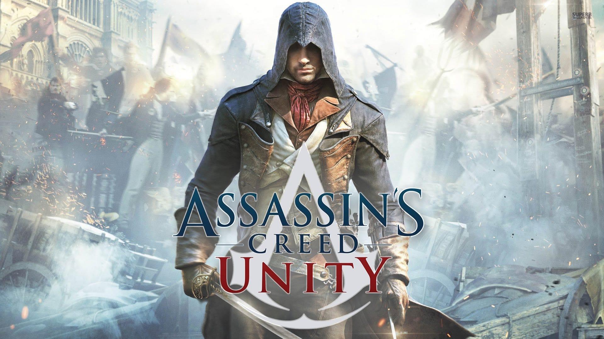 Assassin's Creed: Unity telecharger gratuit de PC et Torrent