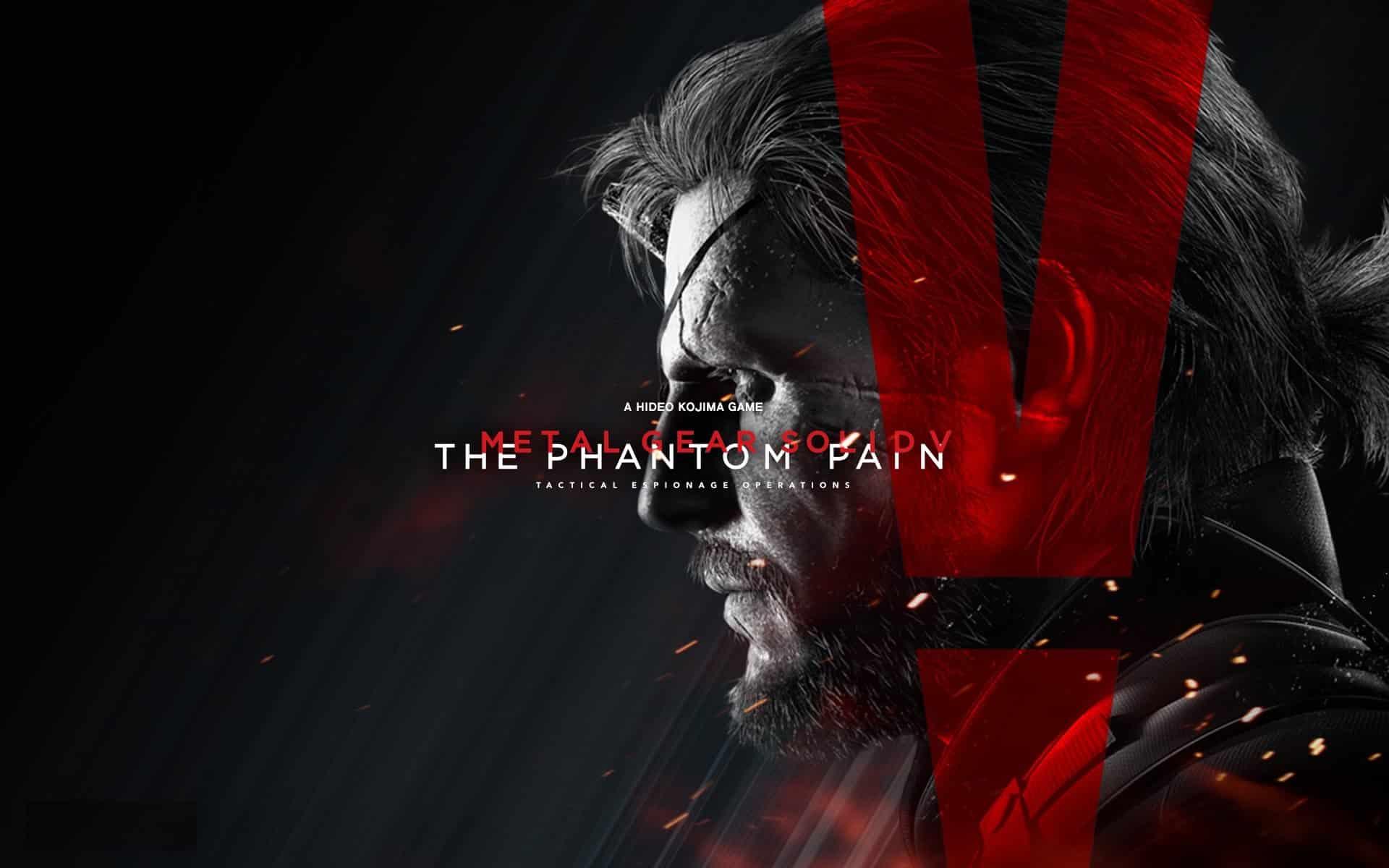 Metal Gear Solid V: The Phantom Pain telecharger gratuit de PC et Torrent