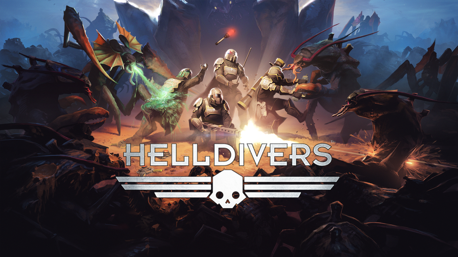 Helldivers telecharger gratuit de PC et Torrent
