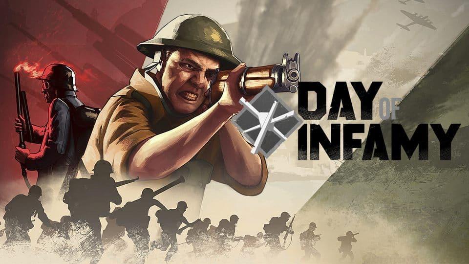 Day of Infamy telecharger gratuit de PC et Torrent