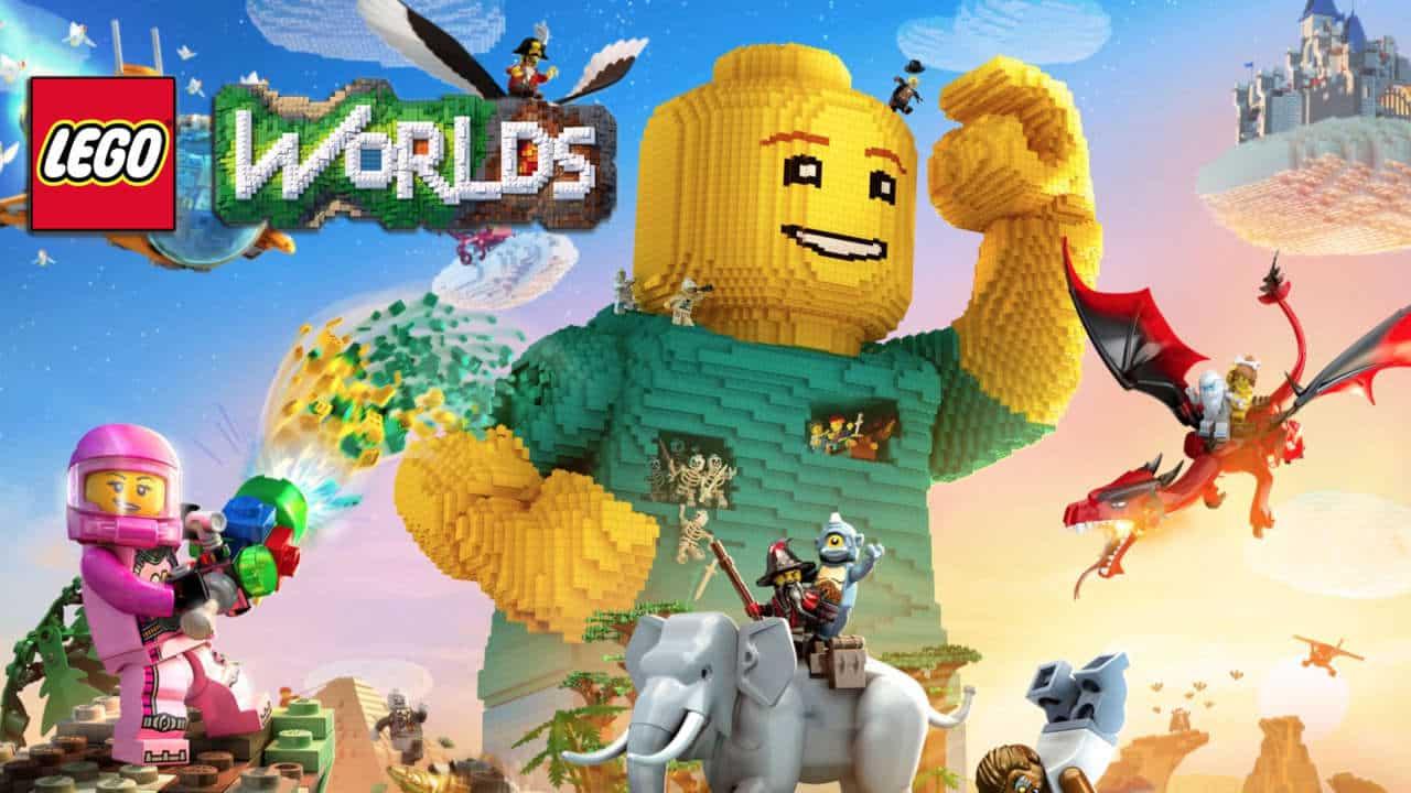 LEGO Worlds telecharger gratuit de PC et Torrent