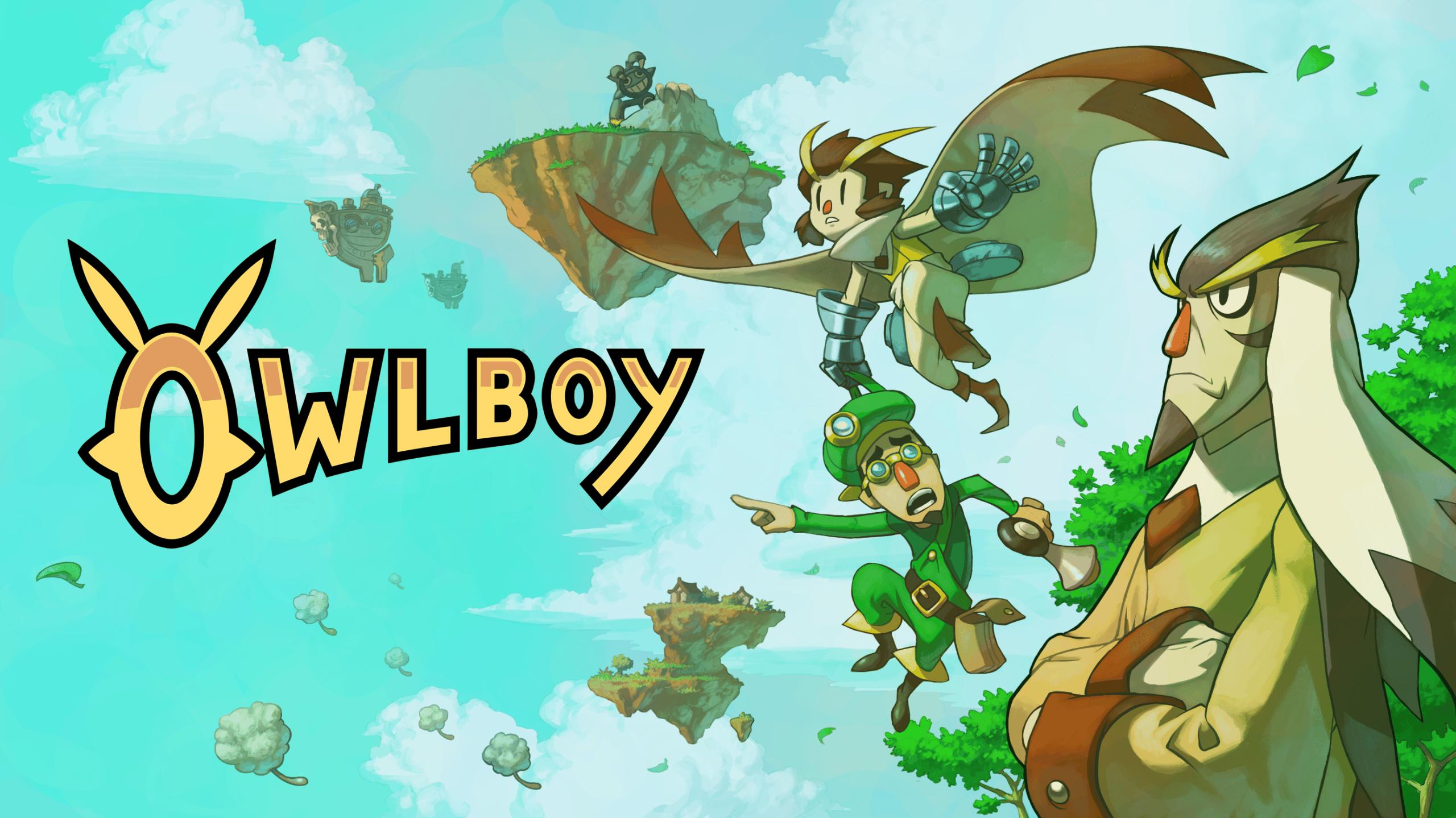 Owlboy telecharger gratuit de PC et Torrent