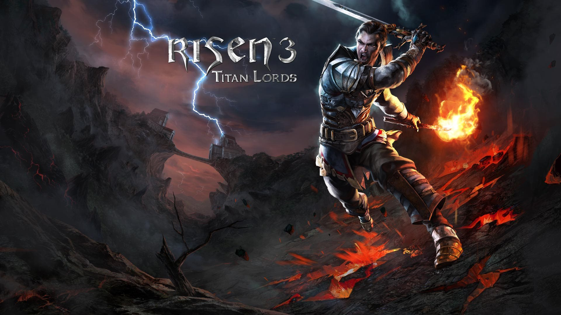 Risen 3: Titan Lords telecharger gratuit de PC et Torrent