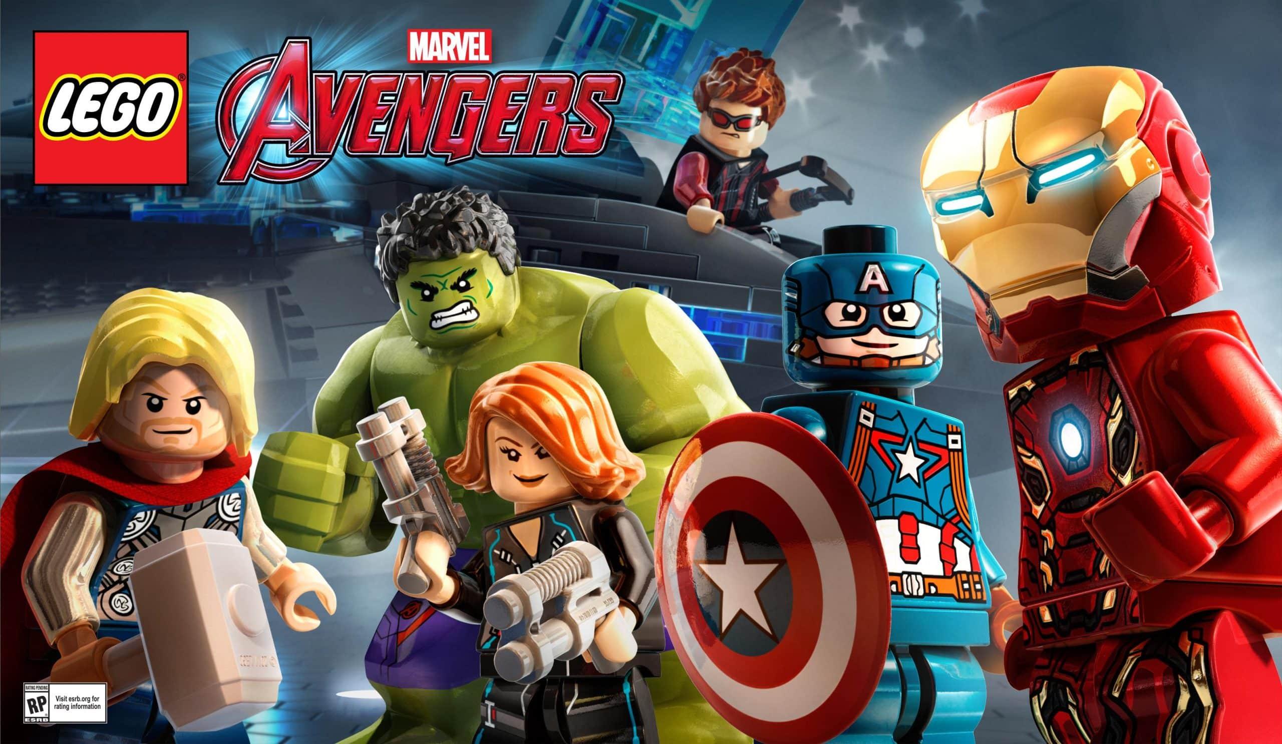 LEGO Marvel's Avengers telecharger gratuit de PC et Torrent