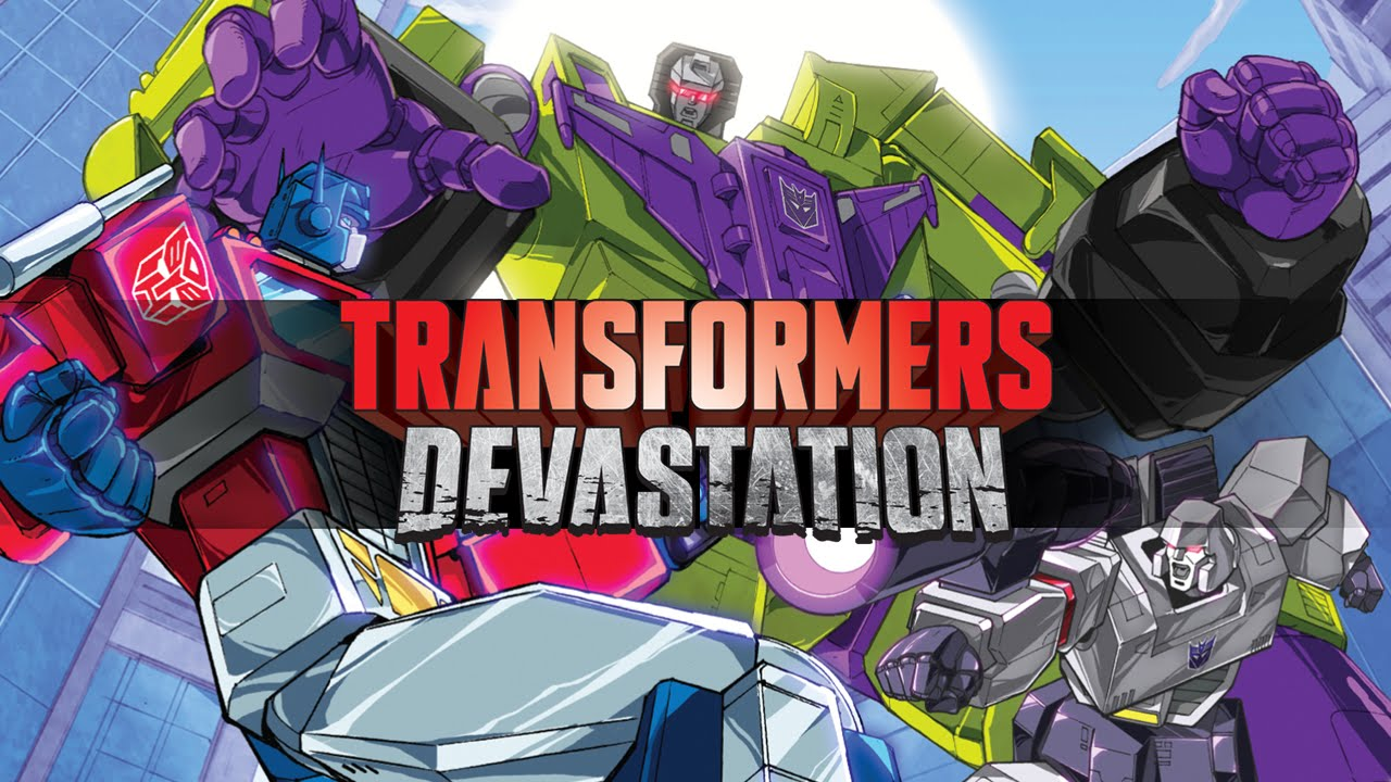 Transformers: Devastation telecharger gratuit de PC et Torrent