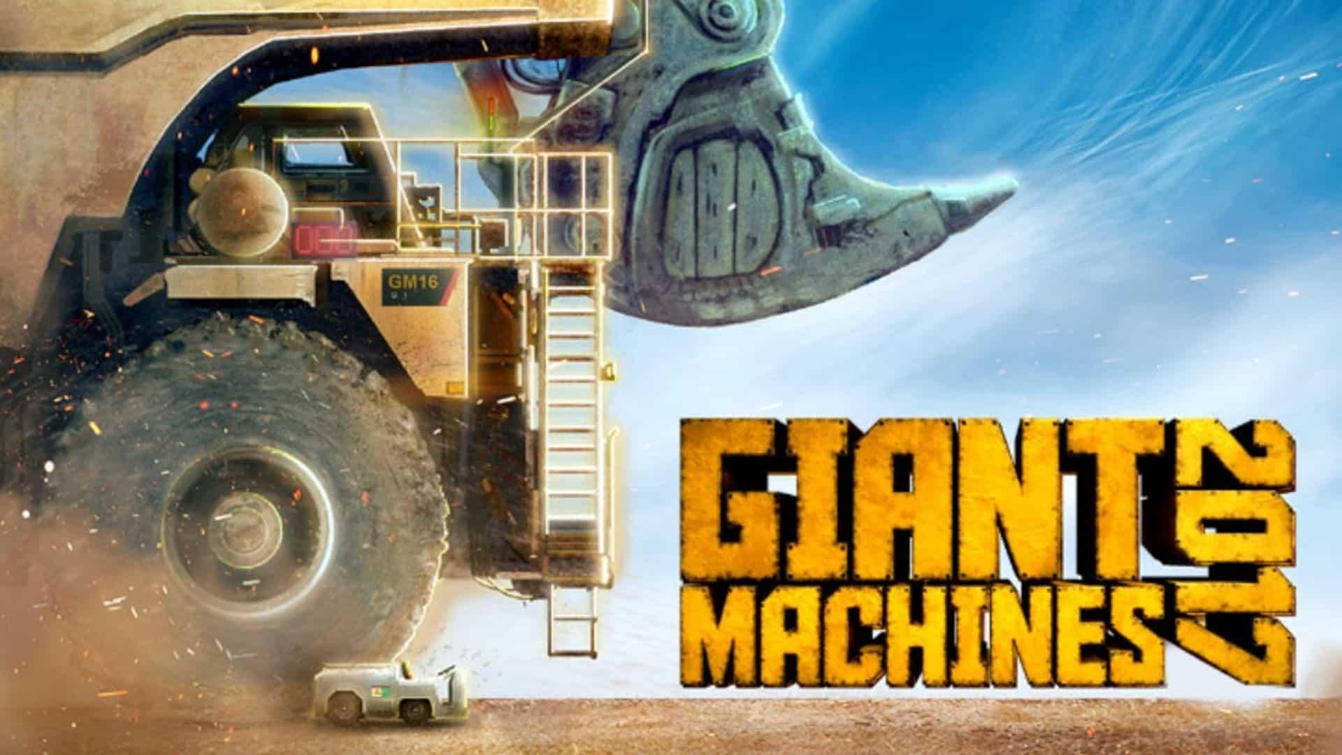 Giant Machines 2017 telecharger gratuit de PC et Torrent