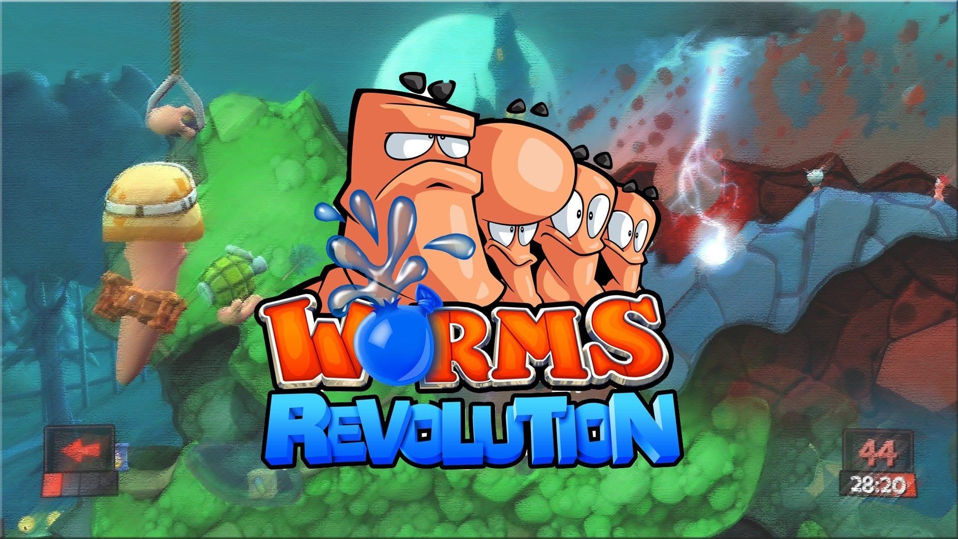 Worms: Revolution telecharger gratuit de PC et Torrent