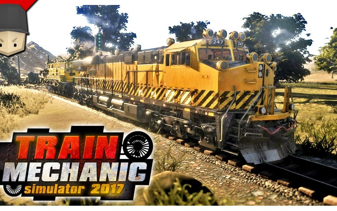 train mechanic simulator 2017 telecharger ou gratuit de pc et torrent complete. Black Bedroom Furniture Sets. Home Design Ideas