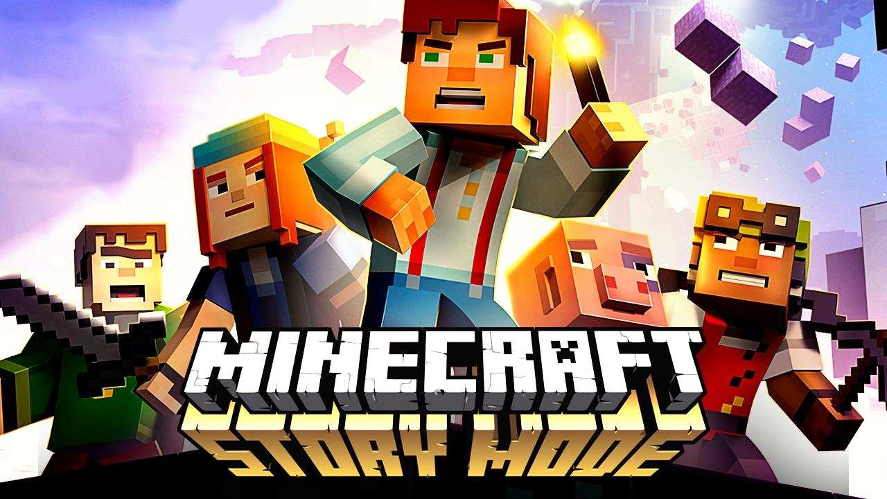 Minecraft: Story Mode telecharger gratuit de PC et Torrent