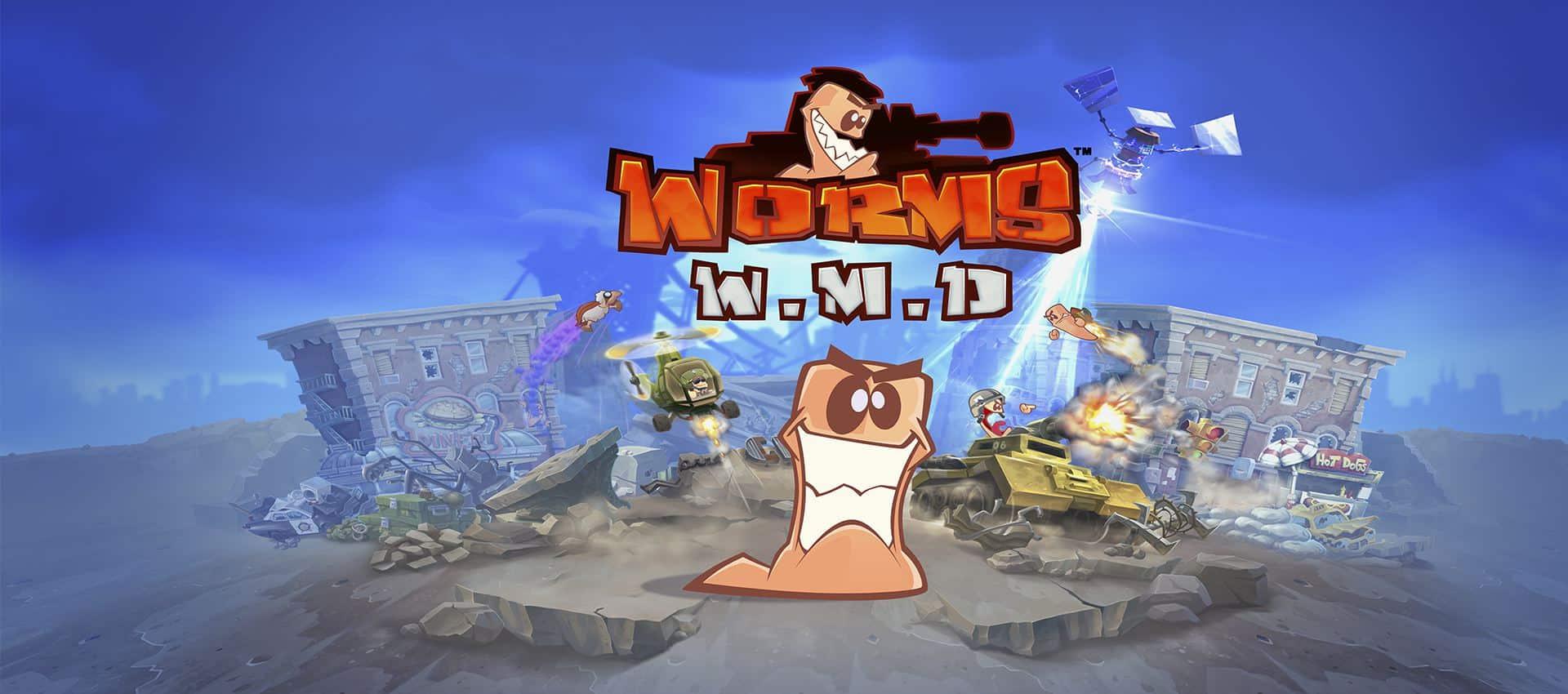 Worms W.M.D telecharger gratuit de PC et Torrent