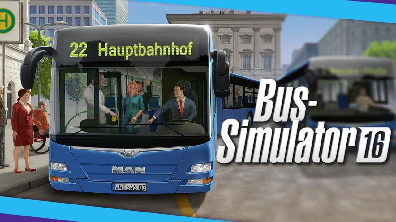 Bus Simulator 16 telecharger gratuit de PC et Torrent