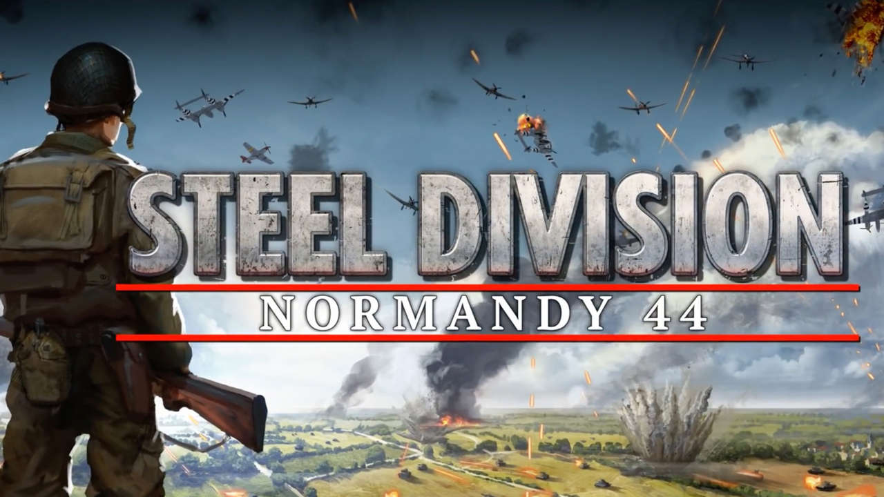 Steel Division: Normandy 44 telecharger gratuit de PC et Torrent