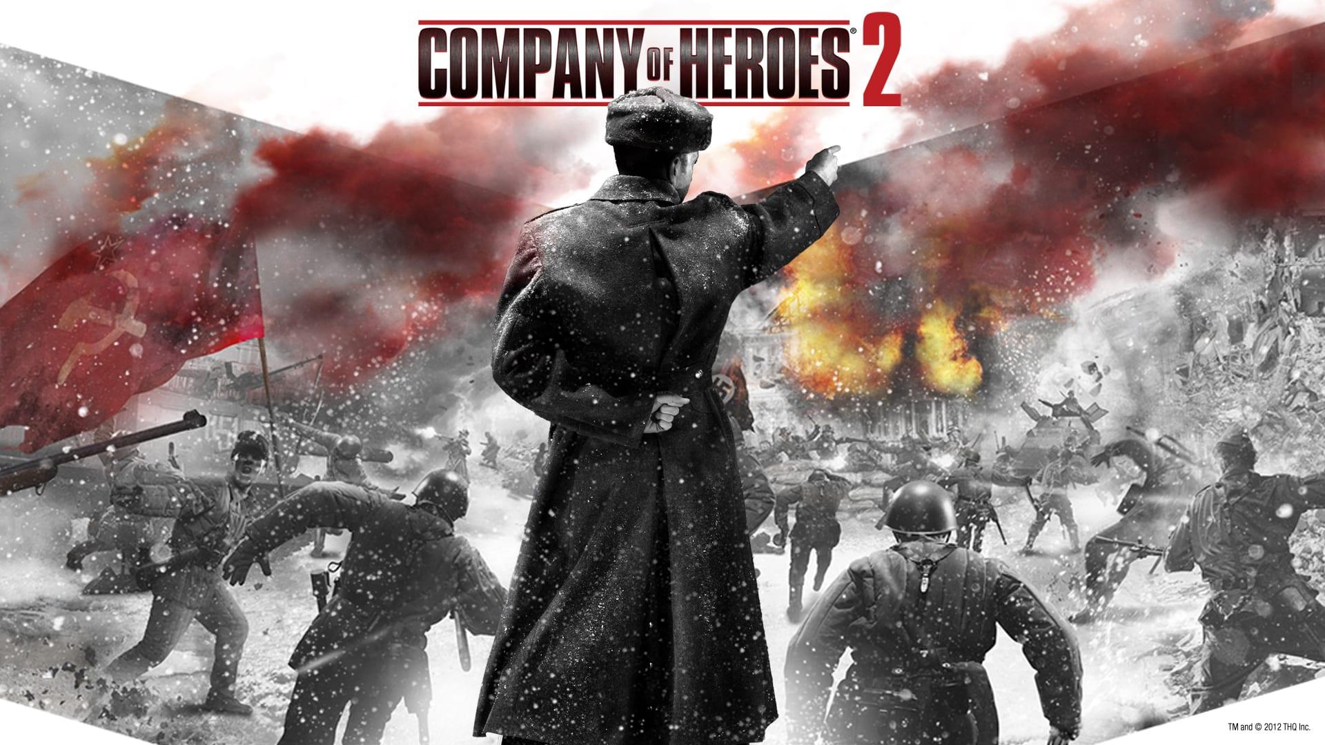 Company of Heroes 2 telecharger gratuit de PC et Torrent
