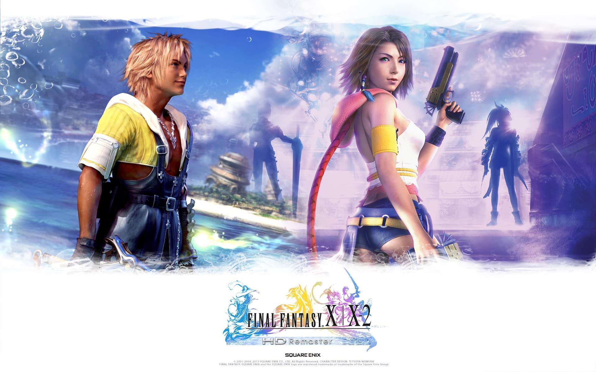 Final Fantasy X HD telecharger gratuit de PC et Torrent
