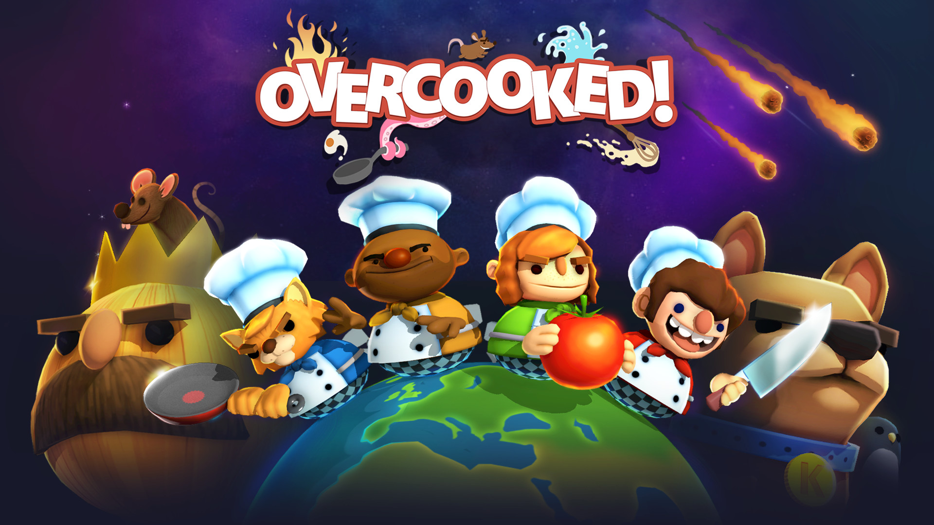 Overcooked telecharger gratuit de PC et Torrent