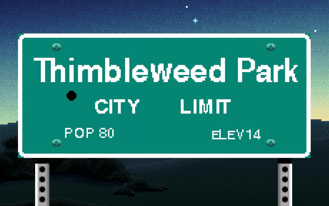 Thimbleweed Park telecharger gratuit de PC et Torrent