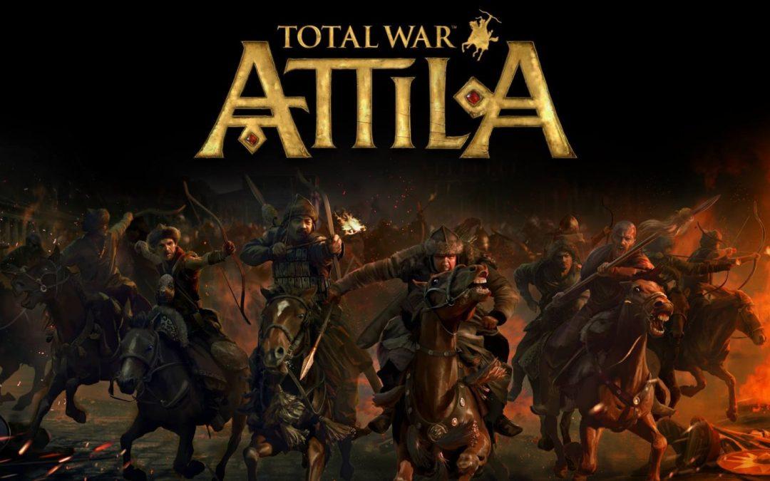 Total War: Attila telecharger gratuit de PC et Torrent