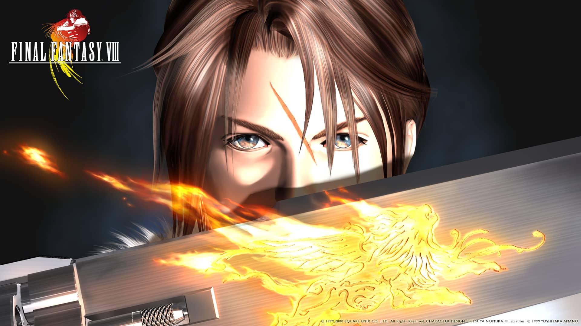Final Fantasy VIII telecharger gratuit de PC et Torrent