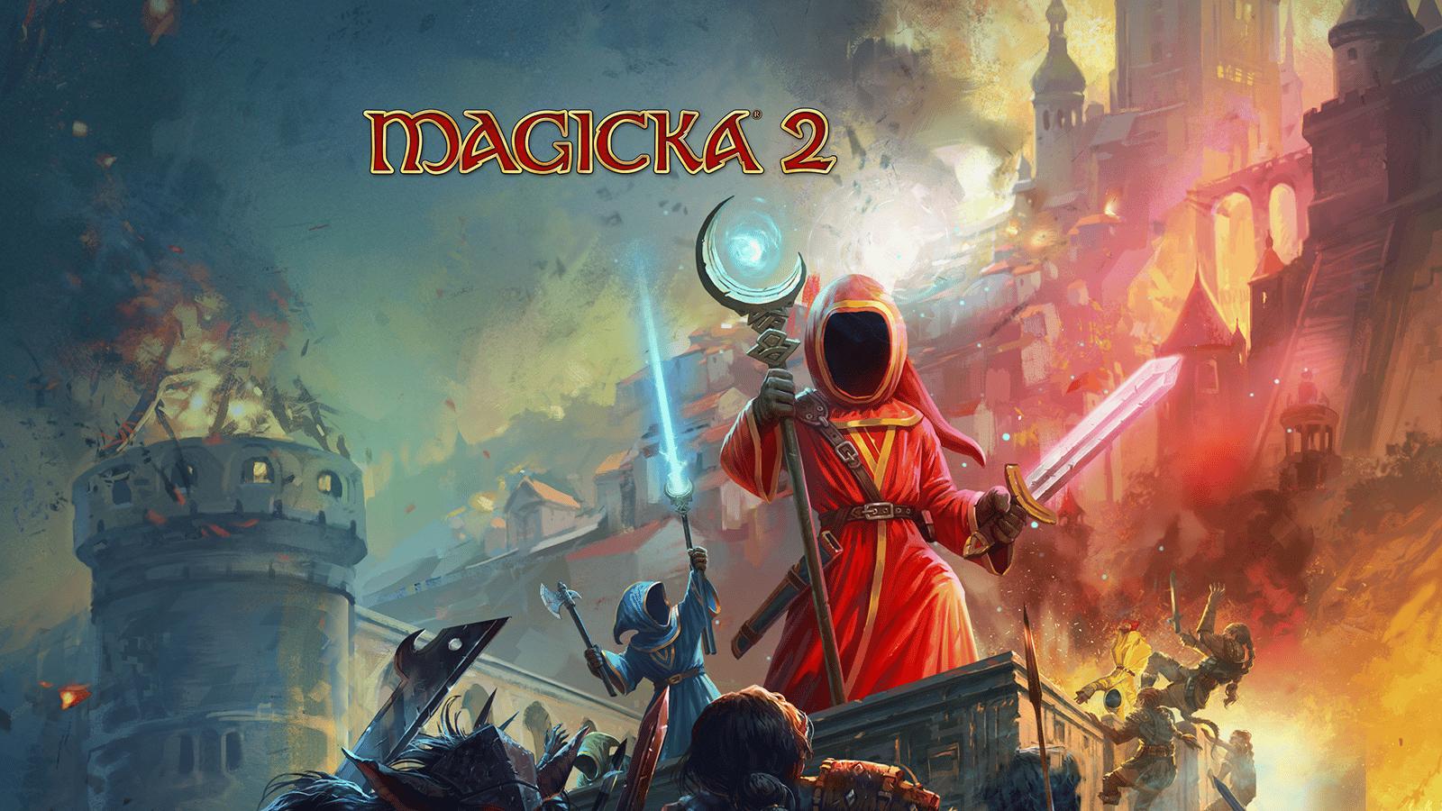Magicka 2 telecharger gratuit de PC et Torrent