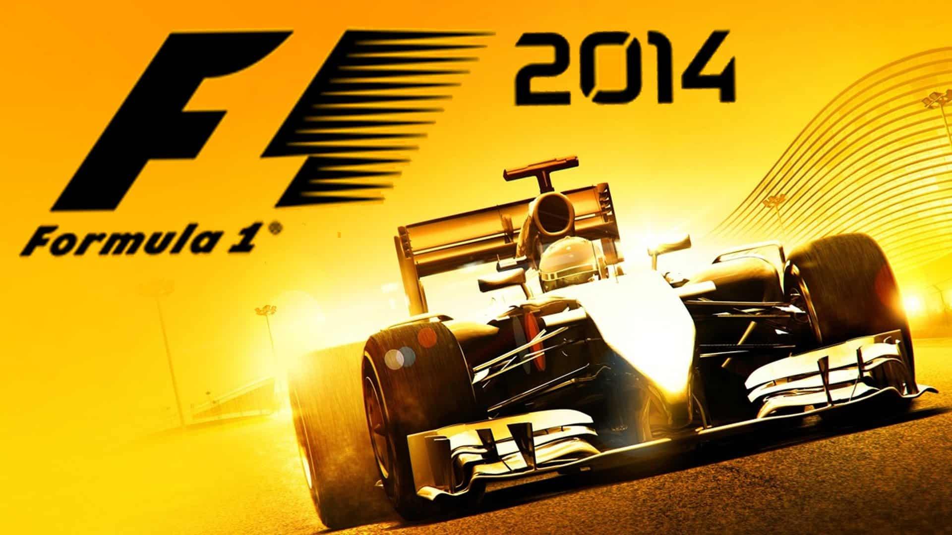 F1 2014 telecharger gratuit de PC et Torrent