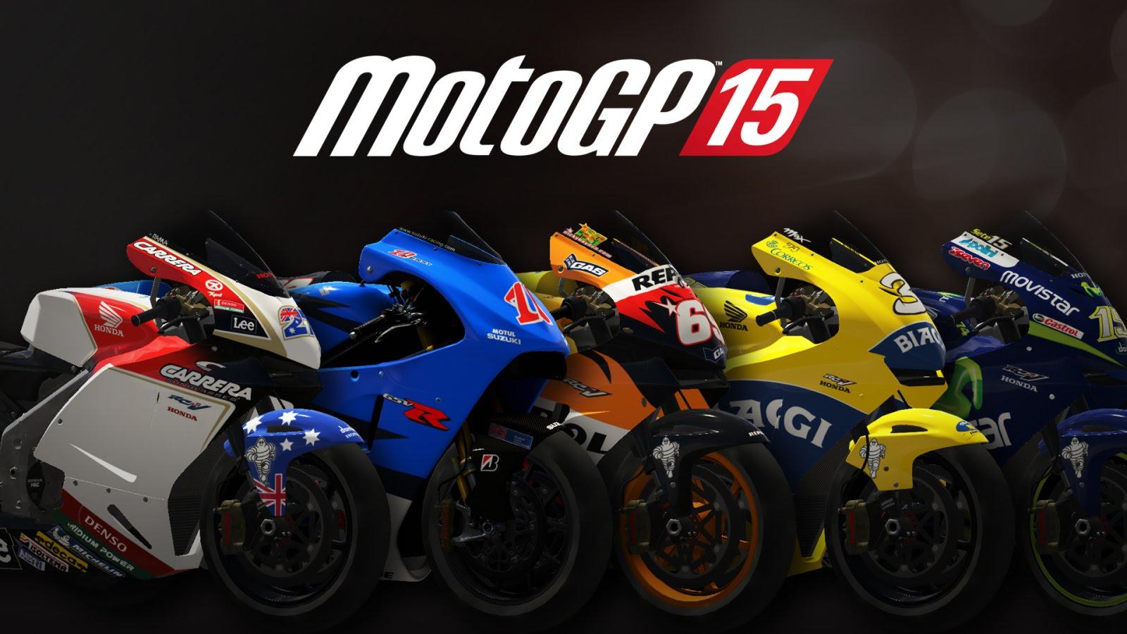 MotoGP 15 telecharger gratuit de PC et Torrent