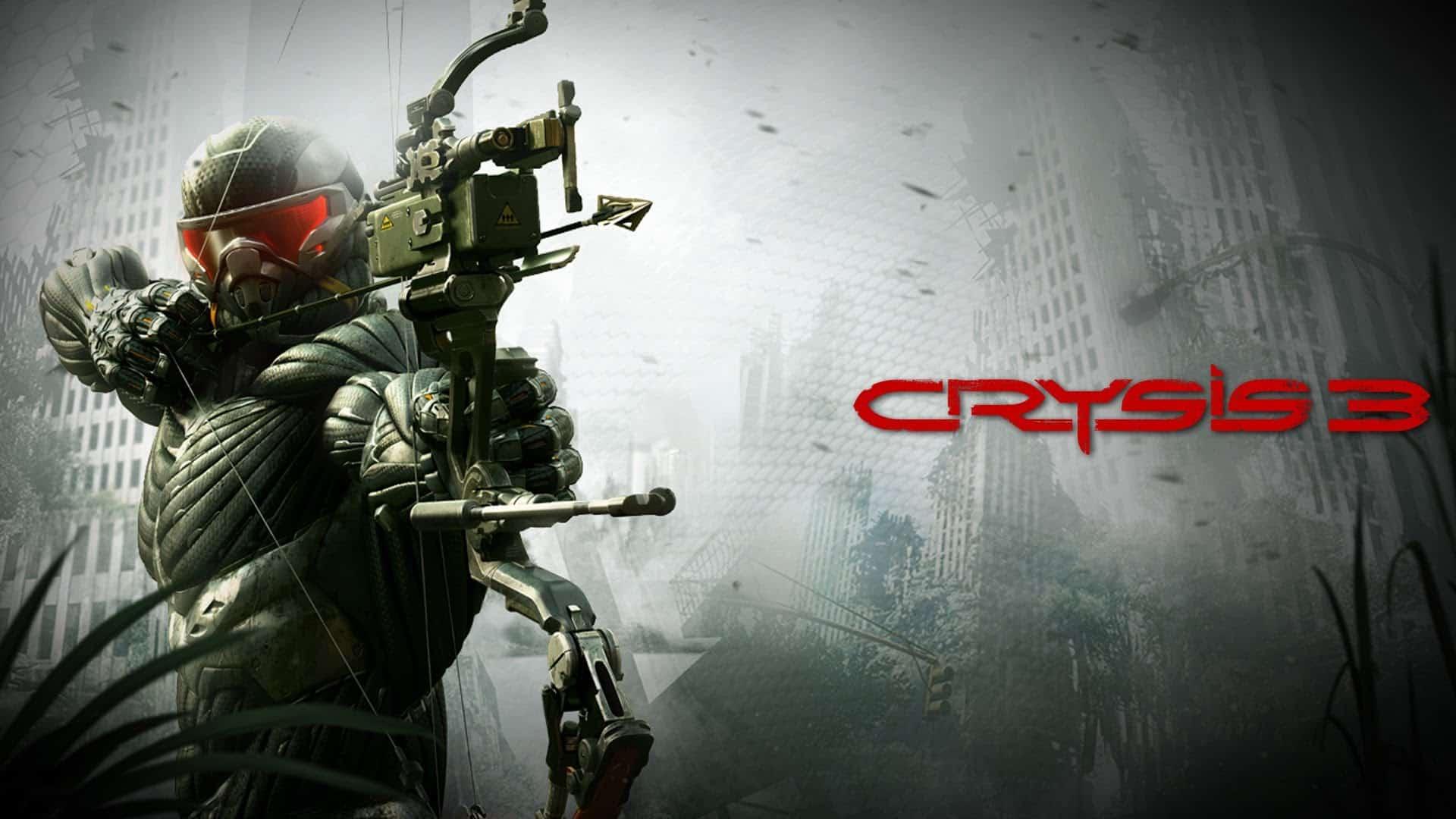 Crysis 3 telecharger gratuit de PC et Torrent